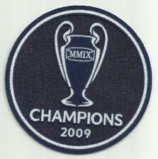 PARCHE CHAMPIONS TEMP.2009-2010 FC BARCELONA COMO CAMPEON 2008-09