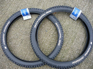 "TYRES Schwalbe Magic Mary MTB DH Bike Park 27.5"" 650 26"" Enduro Wide Downhill"