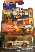 Matchbox Jurassic World Legacy Collection 2018 | 1993 Jeep Wrangler mit Soft Top