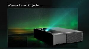EXPRESS to EU, Middle East...  - GENUINE XIAOMI Wemax One PRO FMWS02C Projector