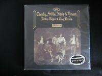 Crosby Stills Nash & Young LP Deja Vu SEALED MINT RARE 200 GRAM CLASSIC QUIEX