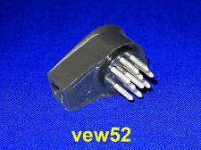 """Revox a77 """"ciego enchufe"""" Remote Control Plug ** top **"""