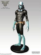 Hellboy ABE Sapien Figurine Maquette 1:3 Echelle 63cm Ltd 1000 By Sideshow