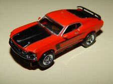 Aurora T-Jet Road Race Replicas (SOLD OUT) 1970 BOSS MACH 1 (NEW)