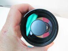 Sigma Samyang MC Mirror Lens 500mm Telephoto Macro f:8.0 Fits Minolta with Case