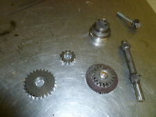 D13 HONDA 1982-1983 ATC200E BIG RED CHAIN DRIVE STARTER GEARS GEAR REDUCTION