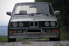 EURO BMW 5 e28 Frontspoiler BBS zender PFEBA m-technic M5 Front Spoiler BODY KIT