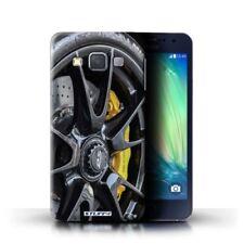 Housses et coques anti-chocs jaunes Pour Samsung Galaxy A3 pour téléphone mobile et assistant personnel (PDA)