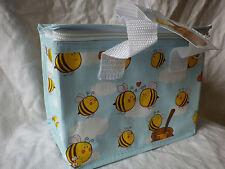 Hieleras Lunchbox bolsa térmica niños con abejas abeja Honey Bee