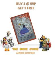 LEGO - #007 - WINDMILL - CREATE THE WORLD TRADING CARD - BESTPRICE + GIFT - NEW