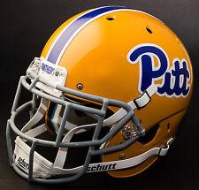 Pittsburgh Pitt PanthersFootball Helmet