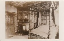 Four Poster Bed & Carving, Ye Ancient Commandery, WORCESTER, Worcestershire RP