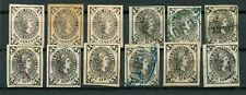 COLOMBIA Selections: Small Assortment #1 - Early LIBERTY Lot SEE SCAN - $$$
