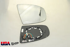 New Side mirror glass Heat W/Holder FOR BMW X5 E70 X6 E71 Passenger Side US SHIP