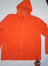 UNDER ARMOUR mens Cold Gear Infrared Storm Receptor Softshell Jacket XXL orange