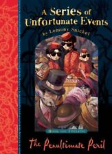 The Penultimate Peril (A Series of Unfortunate Events: Book 12),Lemony Snicket