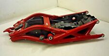 TRIUMPH 12 SPEED TRIPLE R 1050 REAR BACK SUB FRAME TAIL CHASSIS OEM RED