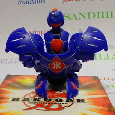 Bakugan Aranaut Blue Aquos Gundalian Invaders DNA 650G & cards