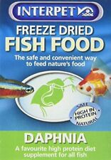 Interpet Freeze Dried Daphnia, 8 g