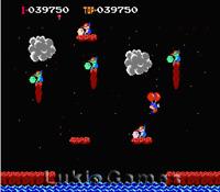 Balloon Fight - Fun NES Nintendo Game
