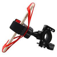 zB _ Motorrad MTB Motorrad Lenkerhalterung Halter Universal für Handy GPS blau