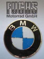 ORIGINAL BMW EMBLEM 70mm R45 R65 R65RT R80 R80RT R100/7 R100CS R100RS R100RT...