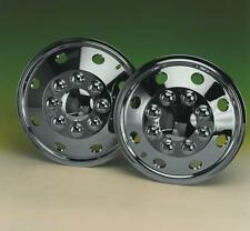 "Six Fiat Ducato 16 ""enjoliveurs chrome-style américain-Caps HUB-lot de 6"
