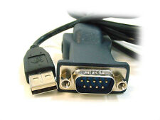 USB to Serial Convert Cable(DB9M/USB B female converter and USB A/B cable)