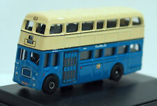 1/150 N scale HONG KONG Bus - China Motor Bus Queen Mary Blue