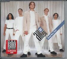 ALL OF US - Brand new start CDM 5TR Europop Dance 2000 Holland