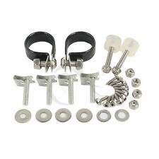 Lower Vented Fairing Mounting Hardware Clip Clamps For Harley Electra Road Glide