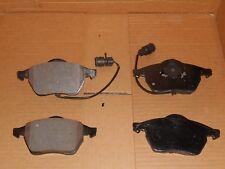 Audi TT VW Golf Jetta Beetle Front Brake Pads W/ Sensor Kemparts MD687