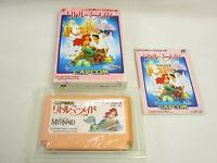 LITTLE MERMAID Famicom Ref/ccc Nintendo fc