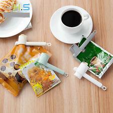 5 PCS Large Food Bag Storage Clips Freezer & Fridge Bag Durable Sealing Clip NEW