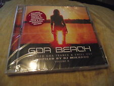 *NEW* GOA BEACH VOLUME 8 DJ MIKADHO 2 CD ALBUM SUNTREE AVIRON & ENIAK GEO KUBA