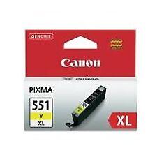 Canon cartucho Cli-551y XL amarillo Ip7250/mg5450