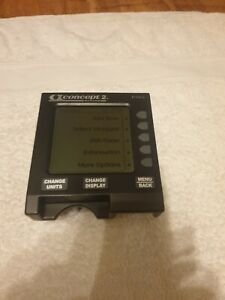 Concept 2 PM3 Monitor For Concept 2 Rowing Machine(monitor Only)