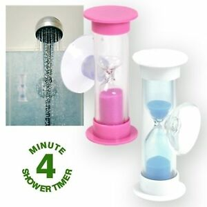 * ~4 MIN SHOWER TIMER * SAVE WATER *