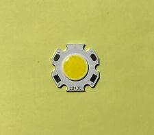 3W, 5W, 10W COB LED Power Chip rund,länglich, kaltweiß,warmweiss,neutralweiss