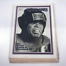 Rolling Stone Magazine - March 18, 1971 (#78) Muhammad Ali *1118