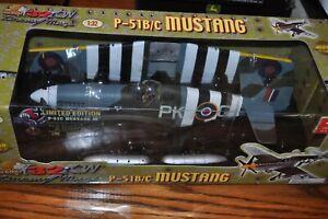 P51 Mustang P-51B/C 1/32 scale Ultimate Soldier RAF Polish Ace Horbaczewski NIB