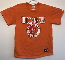 vtg Vintage 90s Starter Tampa Bay Buccaneers Buccs NFL Football T-Shirt Large