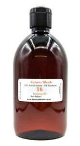 B16 Treatment Oil for Scabies x 500ml 100% Natural