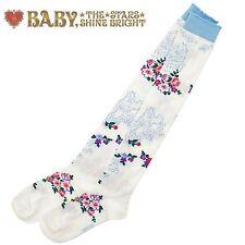 Baby The Stars Shine Bright Disney Lolita OTK Socks Japanese Fashion BTSSB