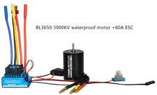 BL3650 3900KV Motor 80A Brushless Set ESC+Program Card Combination 1/10 RC Car