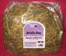 Alfalfa Hay High Fibre Low Protein 'HEALTH BOOSTER'Rabbit Guinea Pig Chinchilla
