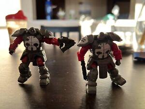 Destiny Mega Construx Cabal Figures