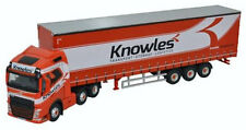 BNIB OO GAUGE OXFORD DIECAST 1:76 76VOL4003 VOLVO FH4 CURTAINSIDE KNOWLES LORRY