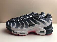 best sneakers e6218 9535c Nike Air Max Plus TN SE Mens Trainers White Grey UK 6.5 EUR 40.5 AQ0237 100