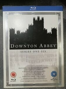 Downton Abbey - Series 1-6 - Complete - Preowned - Fast Dispatch